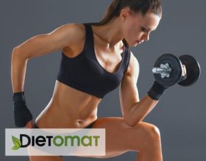 Dieta kulturysty? Niekoniecznie, ale sprawdź jak możesz polepszyć swoje rezultaty dzięki zdrowemu odżywianiu Dietomat.pl